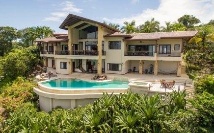 4.48 ACRES – CASA LA BIG SUR – 5 Bedroom Masterpiece With The Best Ocean Views Available!!!!!!
