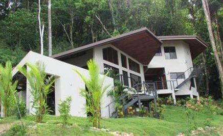 2 ACRES – 2 Bedroom Modern Home With Huge Ocean Views In Escaleras!!