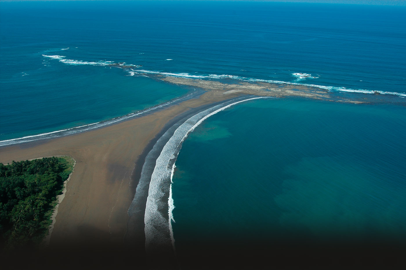 costa rica real estate whale's tail