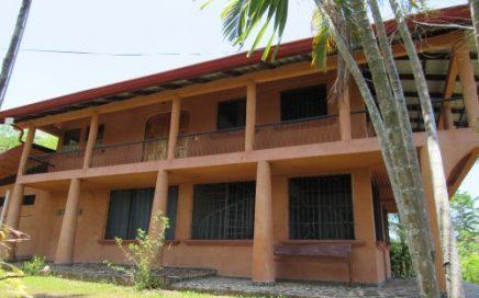 1.25 ACRES – 4 Bedroom, 2 Story Ocean View House Plus a Large Second Building Site!!!