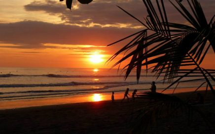 2.5 ACRES – Amazing beach front hotel site in the heart of Dominical!!