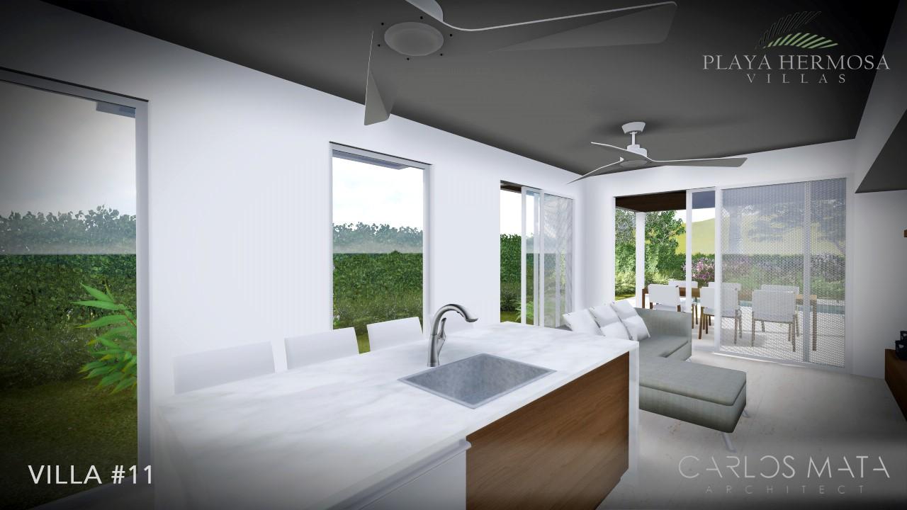 CONDO - 3 Bedroom Condo With Pool And Ocean View At Playa Hermosa Villas!!!!
