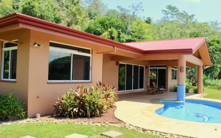 4.75 ACRES – 3 Bedroom Ocean View Home With Pool – Very Private With More Build-able Areas!!