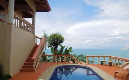 1.25 ACRES – 3 Bedroom Home With Huge Ocean View, Pool, And Great Access!!!