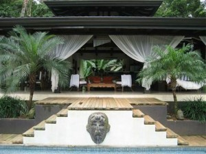 Tropical Asian Style Home