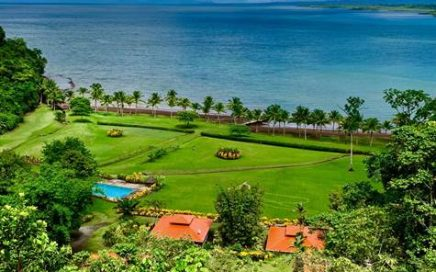 49 ACRES – 8 Villas With Epic Ocean Views, Huge Pool, Beach Frontage, And Room For Expansion!!!