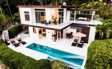 0.16 ACRES – 3 Bedroom Modern Villa With Infinity Pool And Epic Ocean Views!!!!
