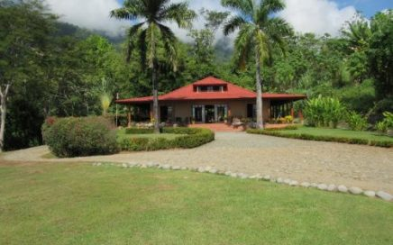 2 ACRES – 4 Bedroom Ocean View Home With Pool On Beautiful Property!!!
