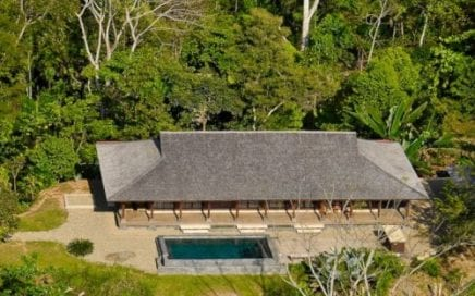 20 ACRES – 5 Bedroom Balinese Compound With 180 Degree Ocean Views!!!!