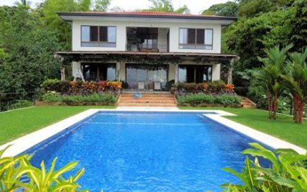 2 ACRES – 3 Bedroom Luxury Home With Pool, Ocean And Mountain View!!!