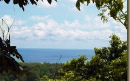 0.23 ACRES – Ocean View Studio With Great Rental Potential And Great Access!!!