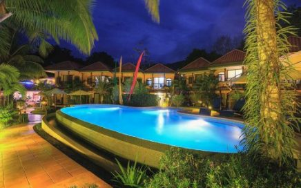 1/2 ACRE – 25 Room Boutique Hotel With Spa And Restaurant!!!!!!!!!!!!!