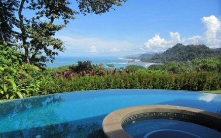 1.38 ACRES – 3 Bedroom Ocean View Home W Pool Minutes Off Highway In Gated Community!!!