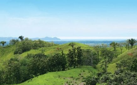 1083 ACRES – Ocean View Ranch With Highway Frontage Only 10 Min North Of Quepos!!!