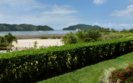 CONDO – 3 Bedroom Beachfront Ocean View Condo In Los Suenos!!