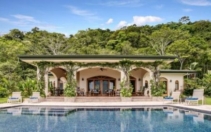 5 ACRES – 3 Bedroom Spanish Style Luxury Home With Pool And Amazing Ocean Views!!!!
