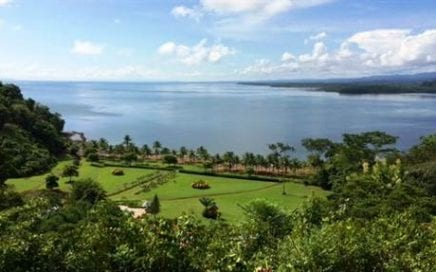 128 ACRES – 8 Villas With Epic Ocean Views, Huge Pool, 2000 ft Of Beach Frontage, And Room For  Expansion!!!