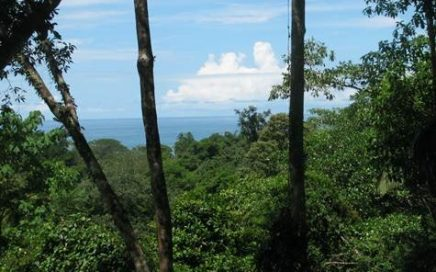 6 ACRES – Poza Azul Home Site With Great Ocean View !!!