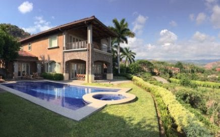 0.27 ACRES – 4 Bedroom Luxury Ocean View Home In Los Suenos With Amazing Marina Views!!!!