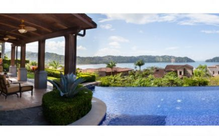 LOS SUENOS – 3 Bedroom Luxury Home Plus Guest House,Pool, Resort And Ocean Views!!!!