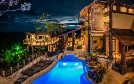 2.65 ACRES – 6 Bedroom Tropical Villa With Pool And Ocean View Plus More Buildable Land!!!