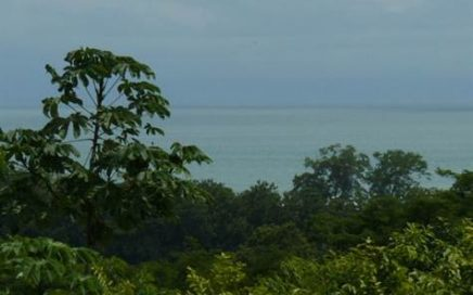 1.25 ACRES – Ocean View Property in Exclusive Gated Community with Paved Roads!!