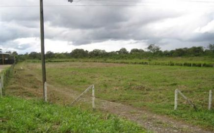 2 ACRES – Prime Location Commercial Property at the Crossroads in Palmar Norte.