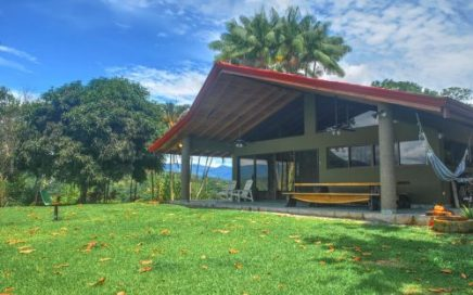 2.5 ACRES – 2 Bedroom Home In Lagunas With Sunset Ocean Views And Sunrise Mountain Views!!!