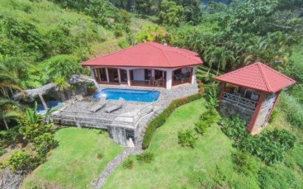 1.5 ACRES – 3 Bedroom Luxury Home With Great Ocean View And Pool!!!