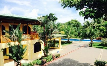 Uvita Beach House – 3 Bedroom Home With Huge Pool!!!