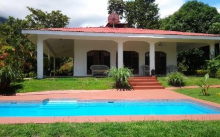 3 ACRES – 3 Bedroom Home w/ Pool On Beautifully Landscaped Property Plus More Buildable Space !!!
