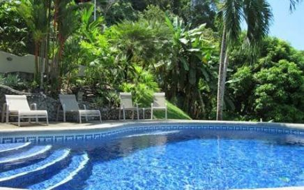 White Matapalo – 2 Bedroom, Very Private Ocean View Home with Pool!!