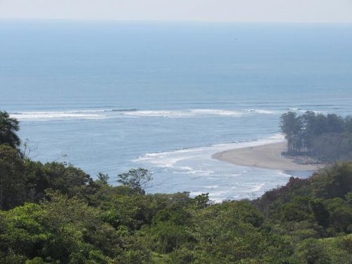 0.8 ACRES - Amazing White Water Ocean View Building Site With Great Access!!