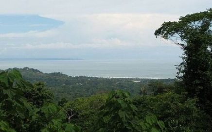 3 ACRES – Very Private Property With Great Ocean View And Several Building Sites!!