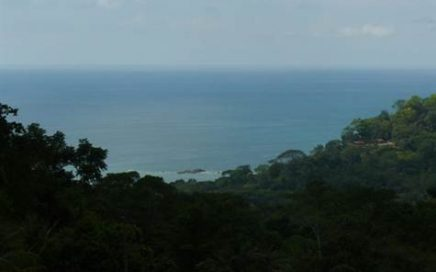 1.35 ACRES – Great Ocean Views and Great Access w/ Large Building Site and 2 Creeks!!