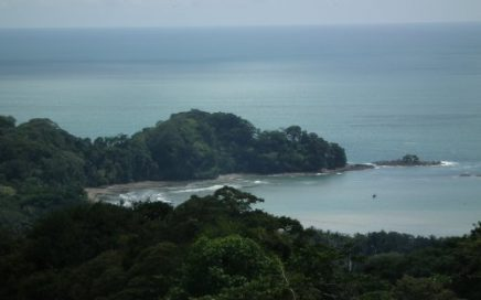 7.7 ACRES – Beautiful Estate Lot With Punta Dominical Ocean Views, Jungle, Wildlife!!!!