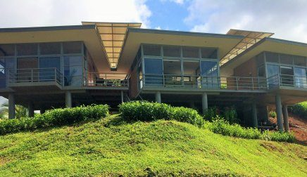 1.3 ACRES – 3 Bedroom Modern Home With Ocean View And Pool!!!!