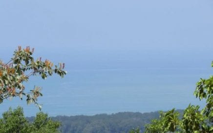 5 ACRES – Beautiful Ocean View Property With A Lot Of Buildable Area In Gated Community!!!