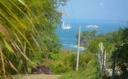 0.2 ACRES – Ocean View Lot With Great Access In Manuel Antonio!!