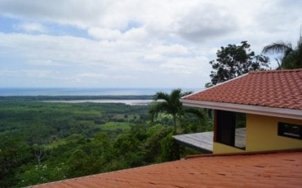 3 ACRES – 4 Bedroom Home With Amazing Ocean View And Covered Pool Plus Large Guest Home!!!