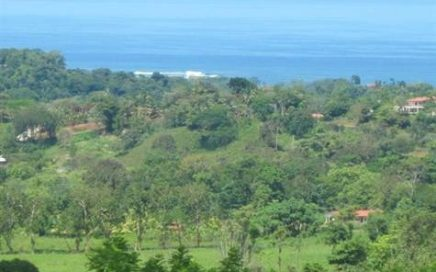2.25 ACRES – Great Ocean View Property With 2 Building Sites And Great Access!!