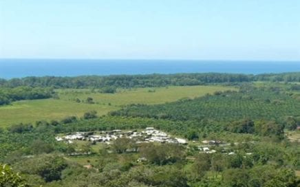 3.75 ACRES – Spectacular Sunset Ocean View Property With Large Building Site And Great Access!!