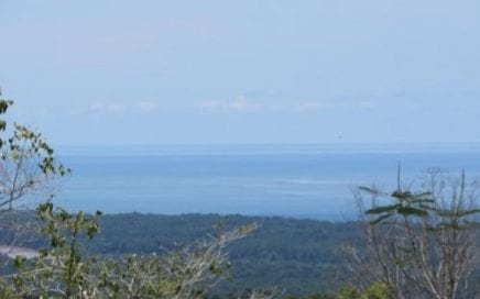 3 ACRES – Ocean and Waterfall Views from this HUGE Building Site! Perfect For BnB Or Boutique Hotel!