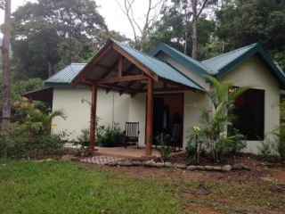 6 ACRES - 1 Bedroom Home, Very Private w/ Rivers!! Owner Financing Available!!!