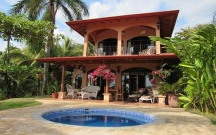 1 ACRE – 2 Bedroom Sunset Ocean View Home With Pool And Great Access!!