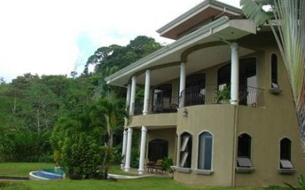 6.6 ACRES – 5 Bedroom Luxury Home With Pool And Sunset Ocean Views Plus 3 Bedroom Guest Home!!!!