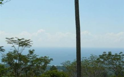 2.4 ACRES – Privacy With A Great Ocean View At A Great Price!!