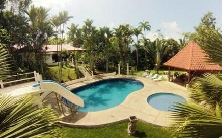 5 ACRES – Ecolodge Hotel With 2 Pools, Restaurant, and 17 Rooms!!!!!