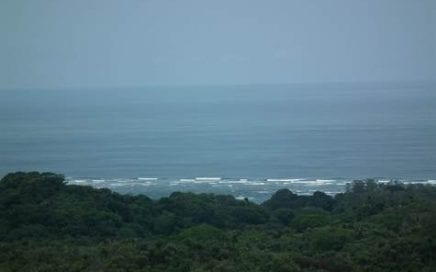1/4 ACRE – Amazing Ocean View Lot With Power And Water!!!!