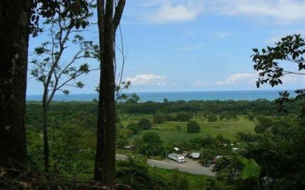 1/2 ACRE – Ocean View Property With Great Access At Great Price!!!